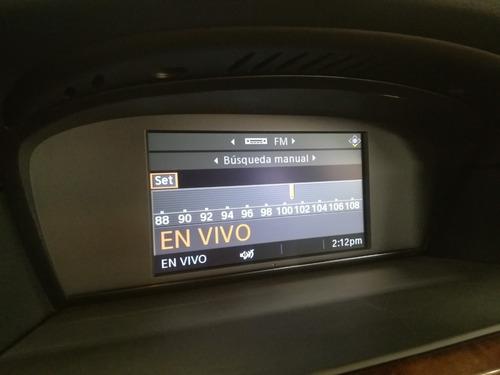 bmw serie 5 2.5l 525ia top line aut 2010