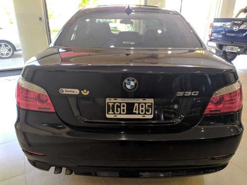 bmw serie 5 3.0 530da executive stept 2009