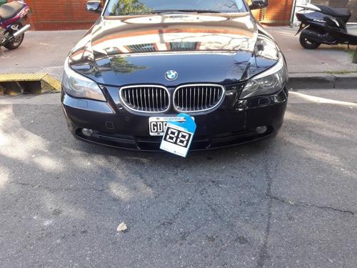 bmw serie 5 3.0 530i executive stept 2007