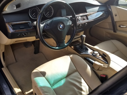 bmw serie 5 3.0 530i top at 2004
