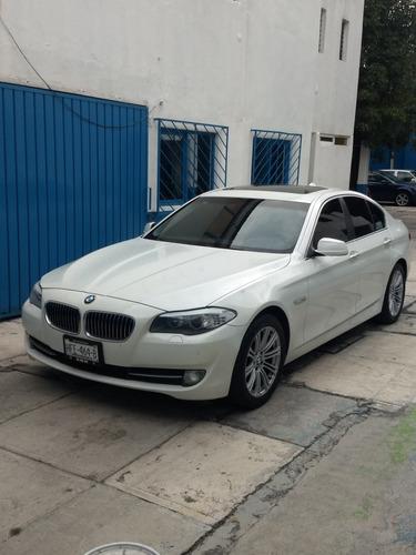 bmw serie 5 3.0 535ia lujo at 2012