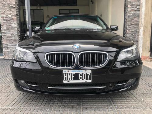 bmw serie 5 4.8 550ia premium stept 2008 blindado