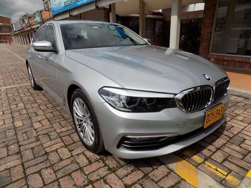 bmw serie 5 520 2.0cc at aa