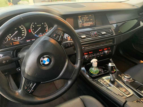 bmw serie 5 528i 2.0 turbo sedan