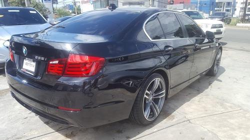 bmw serie 5 528i negro 2012