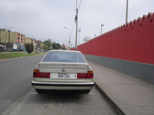 bmw serie 5 full equipo