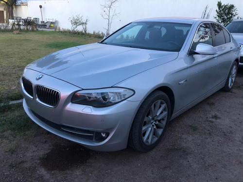 bmw serie 5 luxury line at 2014 unico dueño impecable cambio