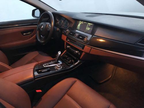 bmw serie 5 luxury line at 2014 unico dueño impecable cambio
