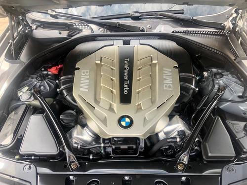 bmw serie 550 modelo top line  twin power turbo