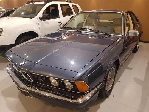 bmw serie 6 - 1979