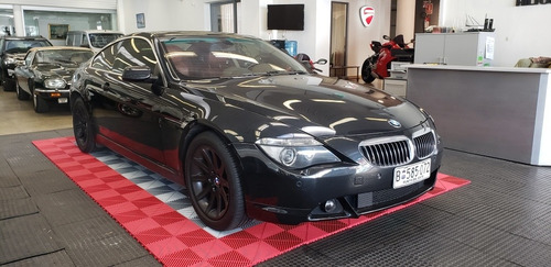 bmw serie 6 2006 4.4 645 ci coupe premium hilton motors co