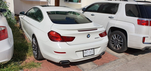 bmw serie 6 2012 4.4 650ia coupe at