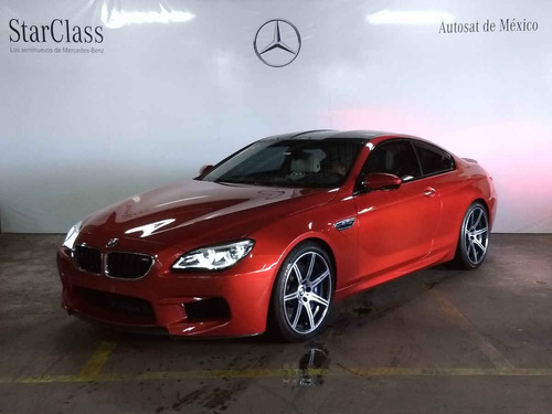 bmw serie 6 2018 2p m6 coupe competition v8/4.4/t aut