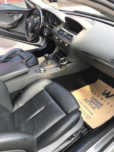 bmw serie 6 2p 645ci coupe aut