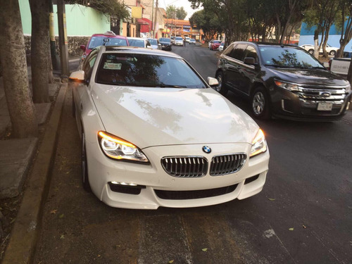 bmw serie 6 4.4 650ia coupe m sport at 2016