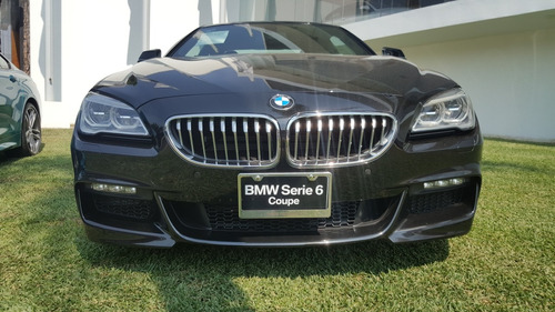 bmw serie 6 4.4 650ia coupe m sport at 2017