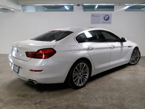 bmw serie 6 4.4 650ia grand coupe at