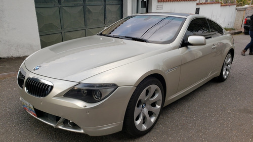 bmw serie 6 650 coupe