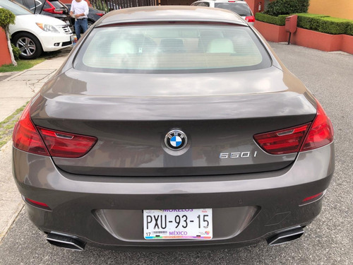 bmw serie 6 650i gran coupe individual - 2013