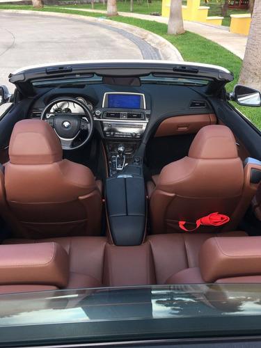 bmw serie 6 convertible 2012 plata
