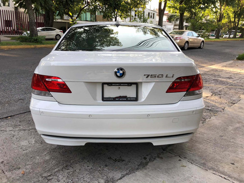 bmw serie 7 3.0 740ia at 2009