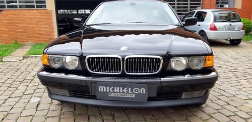 bmw serie 7 750 v12 ano 2000