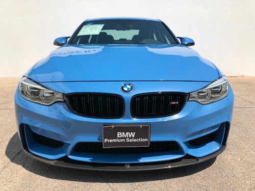 bmw serie m 3.0 m3 sedán 2017 contacto 5568584387