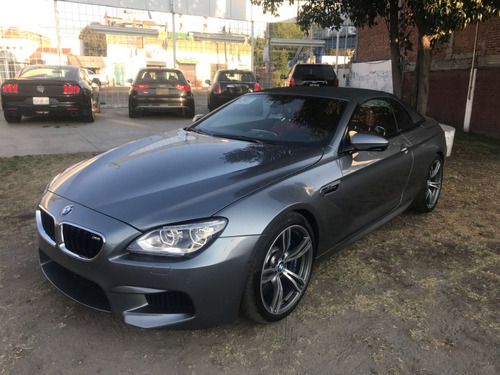 bmw serie m 4.4 m6 convertible at 2013