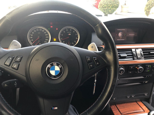 bmw serie m 5.0l m5 at 2005