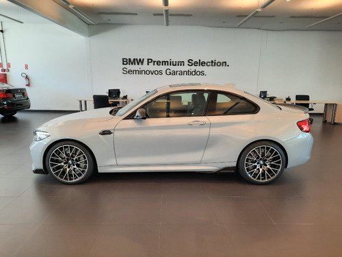 bmw serie m2 competition dct 2p 410cv 2019 + kit carbono