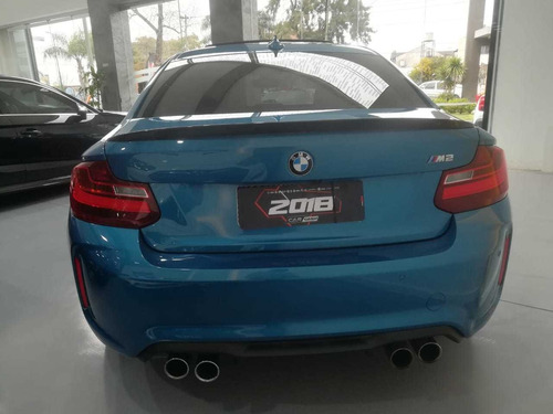 bmw serie m2 coupe unica mano igual a 0km