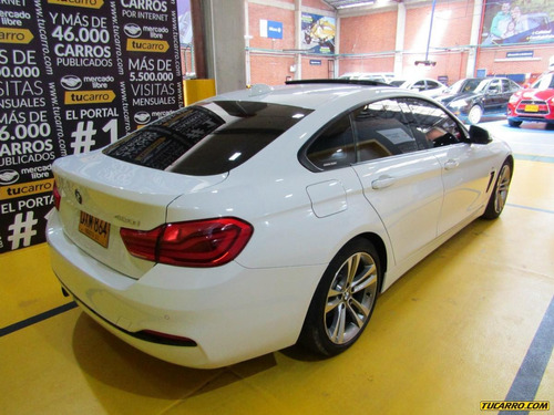 bmw series 4 420i grand coupe sport 2018