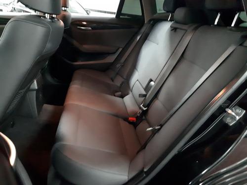 bmw x-1  2.0 20i sdrive turbo 2013 preta automática é nova!!