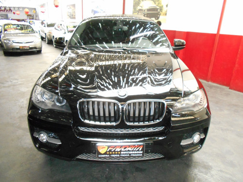 bmw x-6 35i v-6 bi turbo 09 troco/finan favorita multimarcas