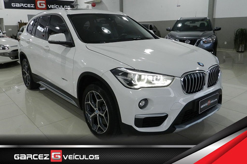 bmw x1 2.0 16v turbo activeflex sdrive20i x-line 4p