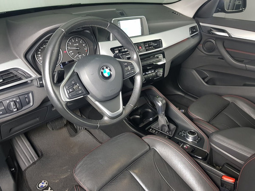 bmw x1 2.0 16v turbo activeflex xdrive25i sport 4p autom...