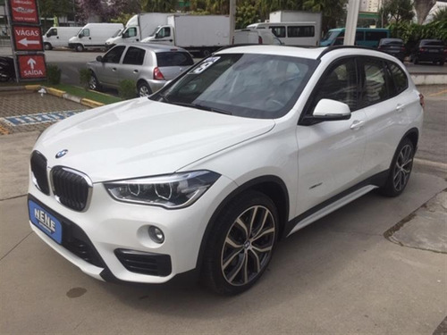 bmw x1 2.0 16v turbo activeflex xdrive25i sport 4p automátic