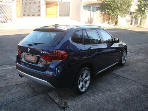 bmw x1 2.0 16v turbo gasolina sdrive20i 4p automático