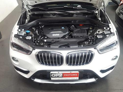 bmw x1 2.0 16v turbo gasolina sdrive20i x-line 2016