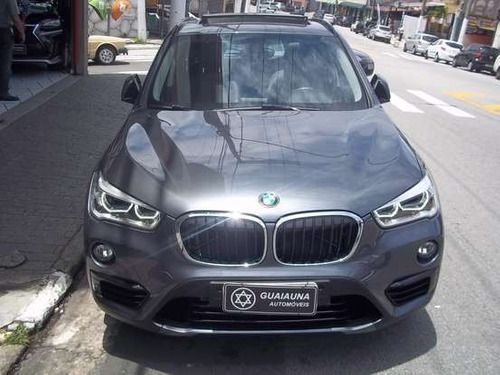 bmw x1 2.0 16v turbo gasolina xdrive25i sport 2015/2016