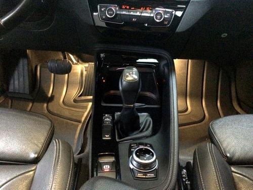 bmw x1 2.0 16v turbo gasolina xdrive25i sport 4p