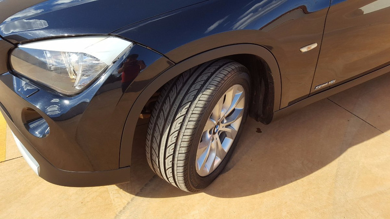 bmw x1 2.0 18i s-drive 4x2 16v gasolina 4p automát 2011/2011