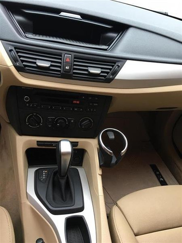 bmw x1 2.0 18i s-drive 4x2 16v gasolina 4p automático 2011/2