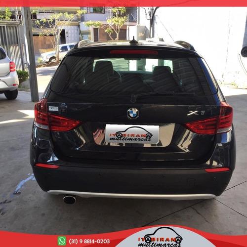 bmw  x1 2.0 sdrive 18i 4x2 aut. gasolina  2010/2011