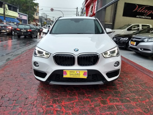 bmw x1 2.0 sdrive20i gp active flex 5p 2016