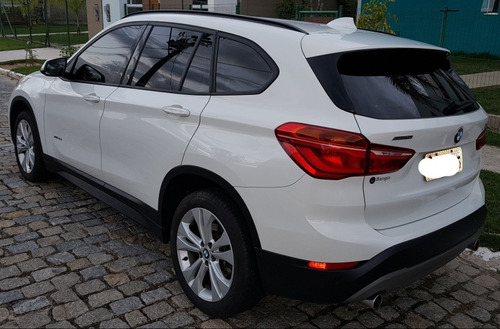 bmw x1 2.0 sdrive20i gp active flex 5p 2017