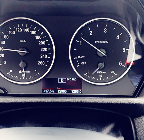 bmw x1 2.0 xdrive turbo diesel 2018