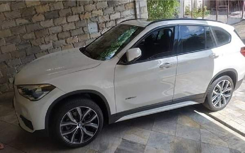 bmw x1 2.0 xdrive25i sport active flex 5p