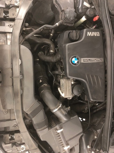 bmw x1 2.0 xdrive28i m sport turbo  5p - 2013 - preto