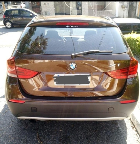 bmw x1 2012 2.0 sdrive 18i top 5p